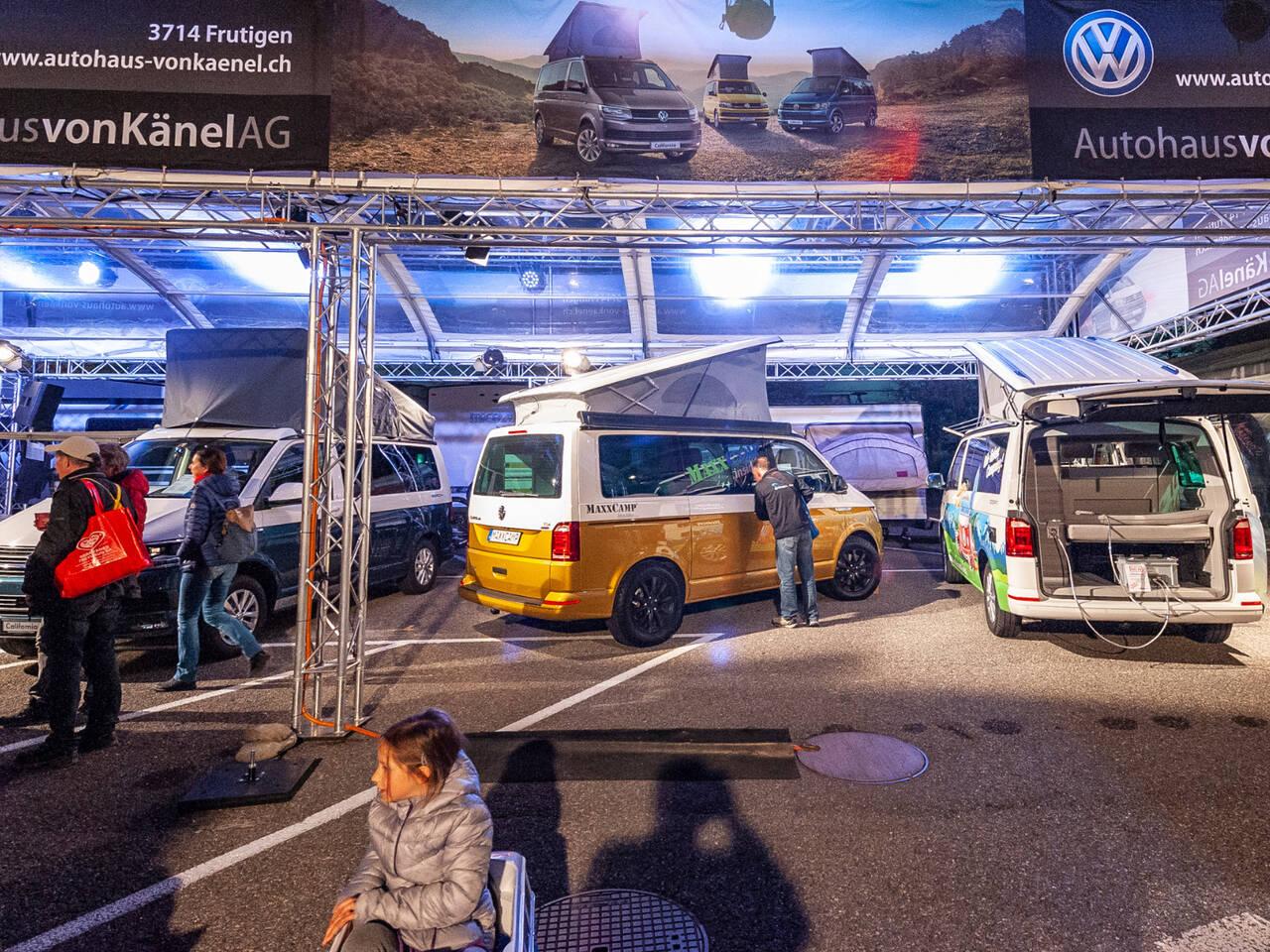 Meldung: Unser Stand am Caravan Salon Bern - Autohaus von ...